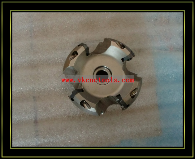 45Degree left hand face milling cutter