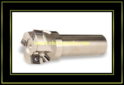 ASX400 Type Right-Angle End Milling Cutter